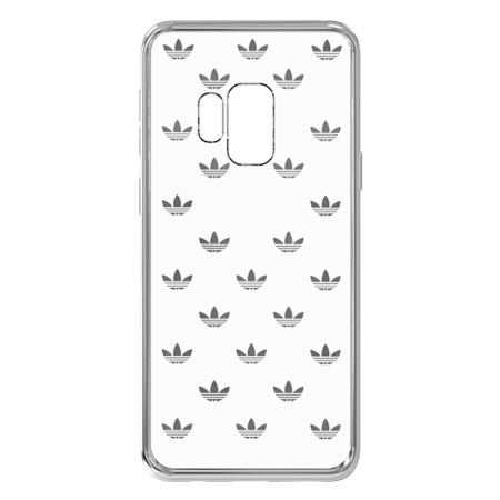 Etui Adidas na Samsung Galaxy S9 - Clear Case Bezbarwny