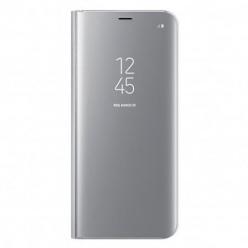 Oryginalne etui na Samsung Galaxy S8 Plus - Clear View Srebrny