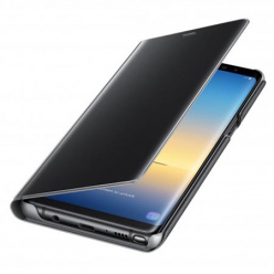 Etui na Samsung Galaxy Note 8 - Clear View Czarny