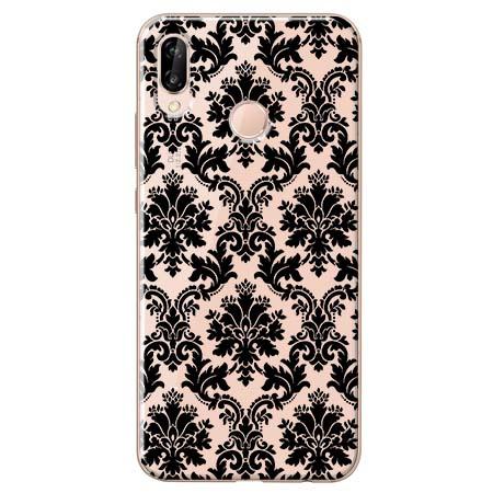 Etui na Huawei P20 Lite - Damaszkowa elegancja.