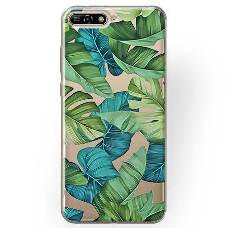 Etui na Huawei Y6 2018 - Wyprawa do jungli.