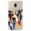 Etui na Samsung Galaxy J3 2017 - Watercolor pies.