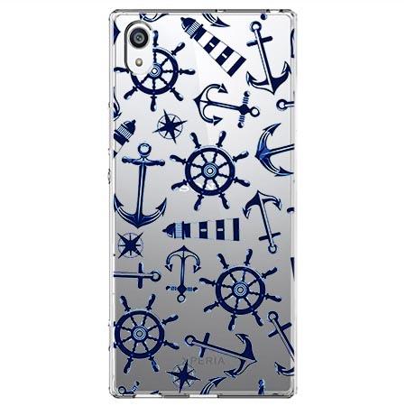 Etui na Sony Xperia XA1 - Ahoj wilki morskie