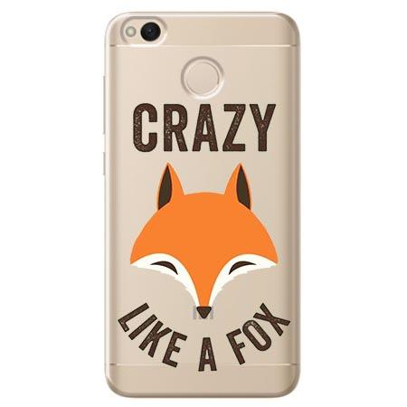 Etui na telefon Xiaomi Note 5A - Crazy like a fox.