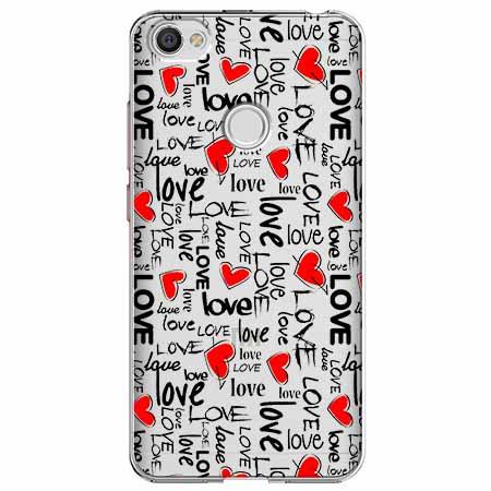 Etui na Xiaomi Note 5A Prime - Love, love, love…
