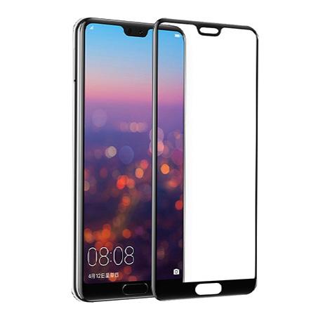 Huawei Honor 10 hartowane szkło 5D Full Glue - Czarny.