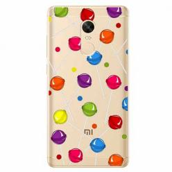 Etui na Xiaomi Redmi 5 Plus - Kolorowe lizaki.