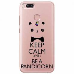 Etui na Xiaomi Mi 5x - Keep Calm… Pandicorn.