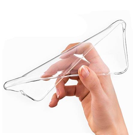 Etui na Xiaomi Mi A1 - Tęczowy jednorożec na chmurce.