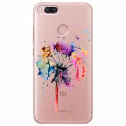 Etui na Xiaomi Mi A1 - Watercolor dmuchawiec.