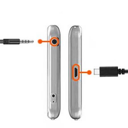 Etui na Xiaomi Mi A1 - Jednorożec na tęczy.