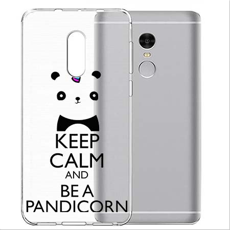 Etui na Xiaomi Note 4 Pro - Keep Calm… Pandicorn.