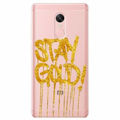Etui na Xiaomi Note 4 Pro - Stay Gold.