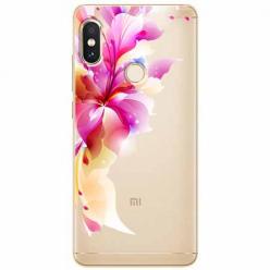 Etui na Xiaomi Note 5 Pro - Bajeczny kwiat.