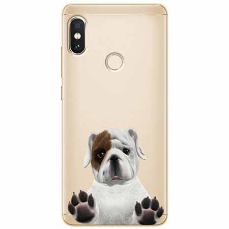 Etui na Xiaomi Note 5 Pro - Słodki szczeniaczek.