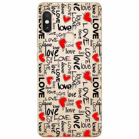 Etui na Xiaomi Note 5 Pro - Love, love, love…