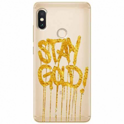 Etui na Xiaomi Note 5 Pro - Stay Gold.