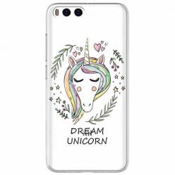 Etui na Xiaomi Mi 6 - Dream unicorn - Jednorożec.