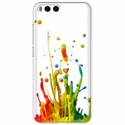 Etui na Xiaomi Mi 6 - Kolorowy splash.
