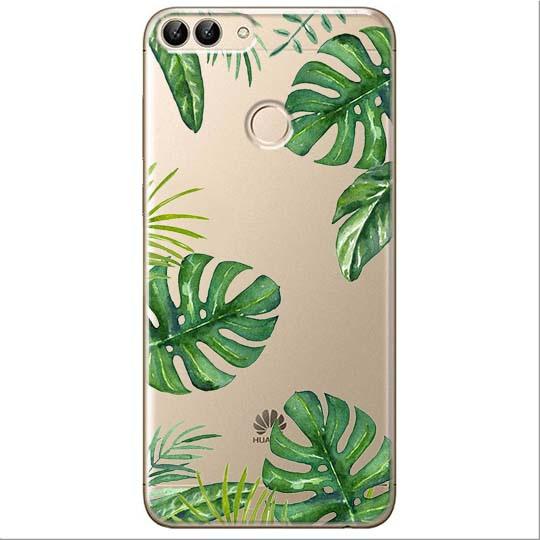 Etui na Huawei P Smart - Welcome to the jungle.