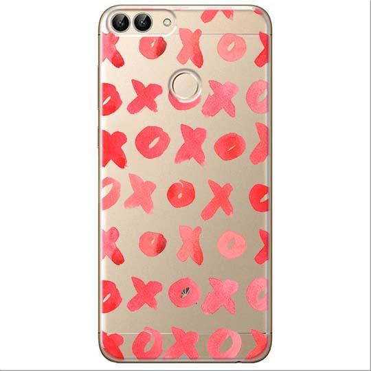 Etui na Huawei P Smart - XO XO XO.