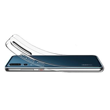 Etui na Huawei P20 Pro - Złote koniczynki.