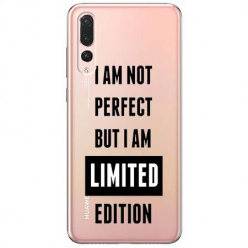 Etui na Huawei P20 Pro - I Am not perfect…