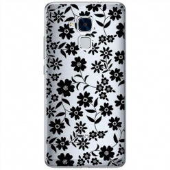 Etui na Huawei Honor 7 Lite - Polne stokrotki nocą.