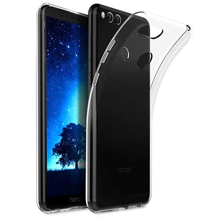 Etui na Huawei Honor 7X - Wiśniowa plejada.