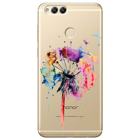 Etui na Huawei Honor 7X - Watercolor dmuchawiec.