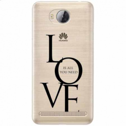 Etui na Huawei Y3 II - All you need is LOVE.