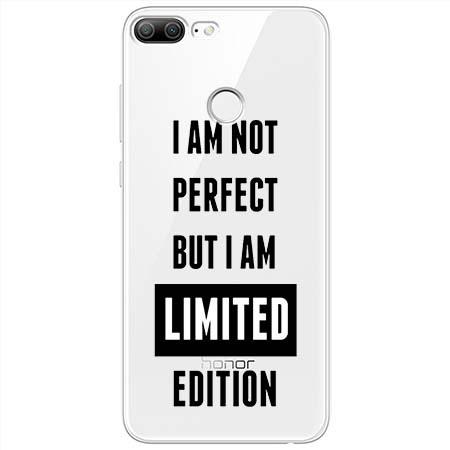 Etui na Huawei Honor 9 Lite - I Am not perfect…