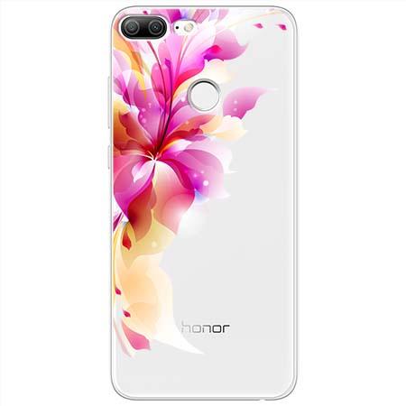 Etui na Huawei Honor 9 Lite - Bajeczny kwiat.