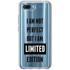 Etui na Huawei Honor 10 - I Am not perfect…