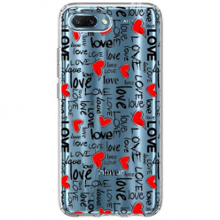 Etui na Huawei Honor 10 - Love, love, love…