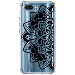 Etui na Huawei Honor 10 - Kwiatowa mandala.