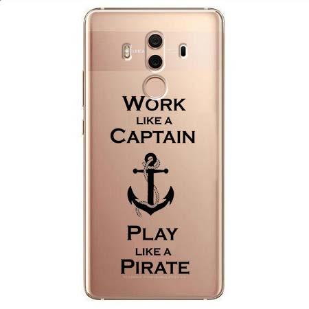 Etui na Huawei Mate 10 Pro - Work like a Captain…