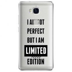 Etui na Huawei Honor 5X - I Am not perfect…