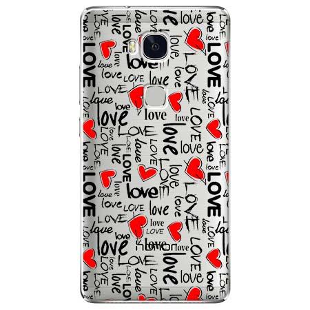 Etui na Huawei Honor 5X - Love, love, love…