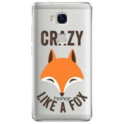 Etui na Huawei Honor 5X - Crazy like a fox.