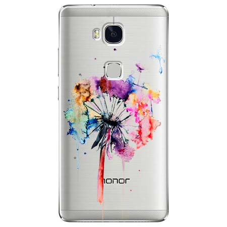 Etui na Huawei Honor 5X - Watercolor dmuchawiec.