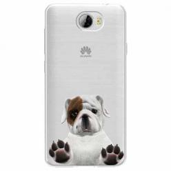 Etui na Huawei Y5 II - Słodki szczeniaczek.