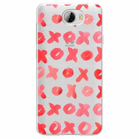 Etui na Huawei Y5 II - XO XO XO.