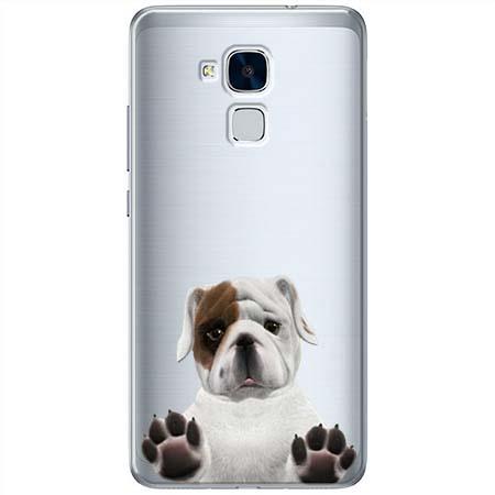 Etui na Huawei Honor 5C - Słodki szczeniaczek.