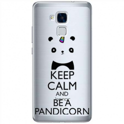 Etui na Huawei Honor 5C - Keep Calm… Pandicorn.