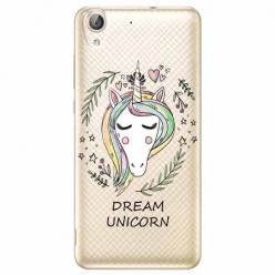 Etui na Huawei Y6 II - Dream unicorn - Jednorożec.