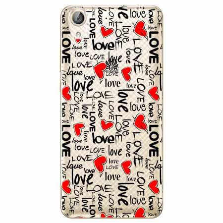 Etui na Huawei Y6 II - Love, love, love…