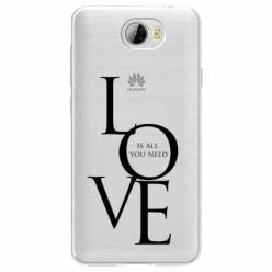 Etui na Huawei Y6 II Compact - All you need is LOVE.