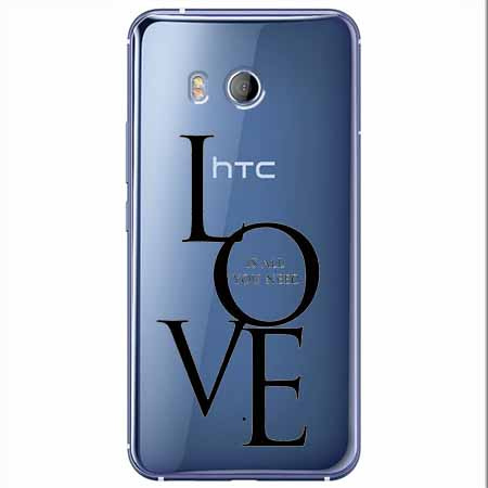 Etui na HTC U11 - All you need is LOVE.