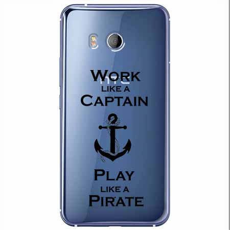 Etui na HTC U11 - Work like a Captain…